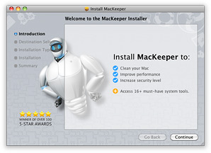 2. Follow the installer instructions.